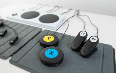 Videojuegos para personas con discapacidad gracias a Logitech
